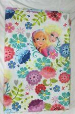 Disney Frozen Anna & Elsa Twin Bedding Flat Sheet Only Princess