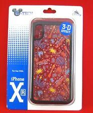 Disney Park DTech iPhone Case XR Clear ✿ EPCOT Illuminations 3D Effect Fireworks