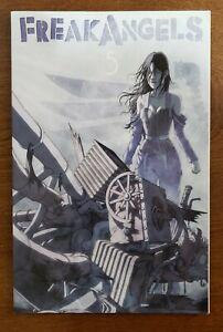 Freakangels Vol 5 Avatar Press Comics Warren Ellis, Duffield 2012 TPB GN OOP NEW