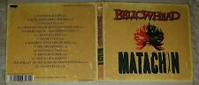 Bellowhead - Matachin - UK Book sleeve CD (2008)