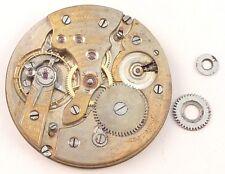 C.H. Meylan Extra-Thin High Grade Swiss Pocket Watch Movement - Parts / Repair
