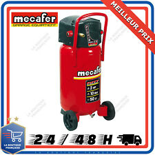 Compresseur Mecafer Fifty 425090 2 HP 1500W 50L