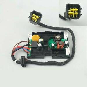 7 line 9 holes Fuel vehicle air heater main board controller accessories 24V