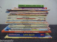 Lot of 10 Clifford Scholastic Red Dog Bridwell Children Kids Books MIX UNSORTED