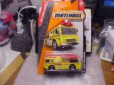 Matchbox 2006 Fire Engine