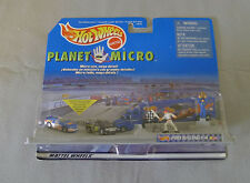 1997 Hot Wheels Planet Micro Nascar Pro Racing 1/4 Series Die Cast Set # 18712