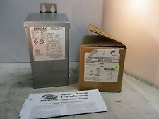 Dongan 08155 Single Phase General Purpose Transformer 85-Lm020 240X480V 24/48V