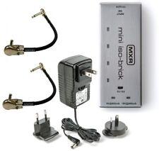 MXR M239 MINI ISO-BRICK Power Supply 4-9V Outs & 1 Switchable 9V/18V ( 2 PATCH )