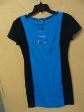 // Derek Lam For Design Nation Women's Dress Black / Atlantic Size S Small