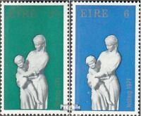 Irland 272-273 (kompl.Ausg.) postfrisch 1971 Weihnachten