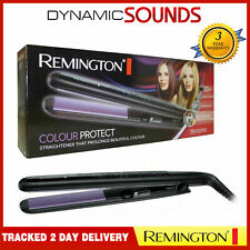 Remington S6300 Colour Protect Ceramic Hair Styler Straightener 230ºC Multi Volt