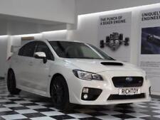 Subaru Saloon Manual Cars