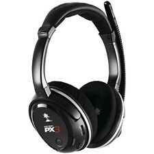 Turtle Beach PX3 Wireless Stereo Headset W/Mic for PS3 - Black