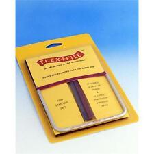 Flex-i-file Starter Set 700 Marco De Aluminio Y abrasive strips Sander