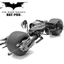 HOTTOYS HOT TOYS BATMAN DARK KNIGHT BATPOD BAT-POD 1/6 FIGURE MMS70 CR AQ1368