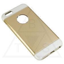 NEW Genuine Moshi iGlaze Armour Gold Aluminum Metal Case for iPhone 6