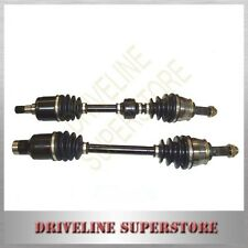 FORD LASER KJ2 BP or BA 1.8L year 1996-1998  TWO  CV JOINT DRIVE SHAFT manual