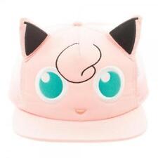 ddd7eedd007 Bioworld Pokemon Jigglypuff Big Face Snapback Trucker Hat