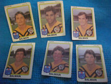 Scanlens Not Autographed Sports Trading Cards & Accessories