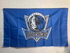 Dallas Mavericks Flag 3X5 FT NBA Banner Polyester FAST SHIPPING!!!