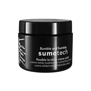 NEW - Bumble and bumble SumoTech Flexible lo-Shine Unisex Pomade 1.5oz 50ml