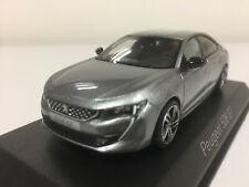 Norev Peugeot 508 GT 2018 Artense Grey 1/43 475822 0919