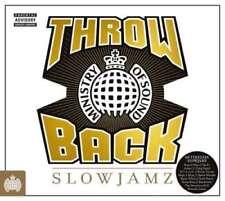 CD de musique hip-hop ministry avec compilation