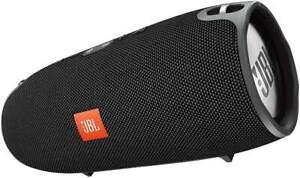 New Black Portable Bluetooth Speaker