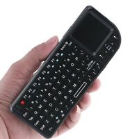 2.4G Wireless Handheld Keyboard with Mouse Touchpad for PC Notebook Smart TV New