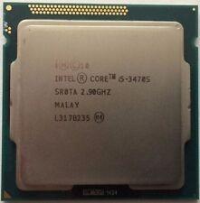 Intel Core i5-3470S, 2.9GHz Quad-Core, LGA1155, ordre parfait! regardez!