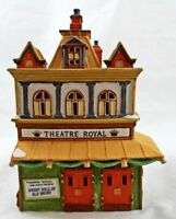 THEATER ROYALE # 55840 RETIRED DICKENS VILLAGE DEPT 56 A rare find New in box