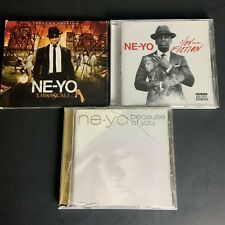 Ne-Yo Lot Of 3 CDs From The 2000s All Complete