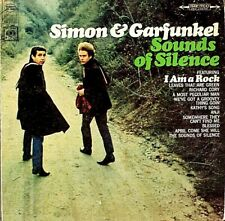 "SIMON & GARFUNKEL ""SOUNDS OF SILENCE"" PREMIUM QUALITY USED LP (NM/EX)"