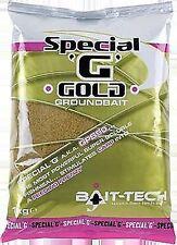 Bait-Tech Special G Gold Groundbait