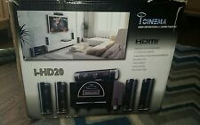 iCinema High Definition 5.1 Home Theater i-HD20 i-Cinema 7 pieces