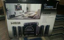 iCinema High Definition 5.1 Home Theater i-HD20 i-Cinema 7 pieces