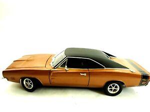Hotwheels 1969 Dodge Charger 1:18 Scale Die Cast Metal Model Car