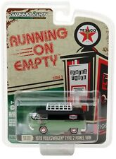 1:64 GreenLight *RUNNING ON EMPTY R3* TEXACO = 1979 VW Type 2 Panel Van NIP