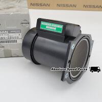 NEW GENUINE OEM Nissan MAF Mass Airflow Sensor for R32 R33 Skyline RB20 RB25