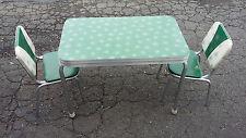 MID CENTURY Starburst Formica Child Table  COFFEE TABLE Atomic Art Deco