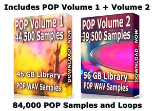 POP Ultra Mega Pack WAV Samples Loops Ableton Cubase Logic Pro FL Studio Reason