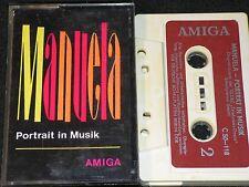MANUELA Portrait in Musik / 70s DDR MC AMIGA C 50-118