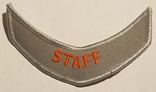 Genuine Harley Davidson technician training 2005 staff patch