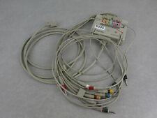 Philips Hp Ekg Module With Leads M1700 69501