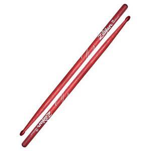 Zildjian Z5ANR - 5A Nylon Red Drumsticks - 1x PAIR
