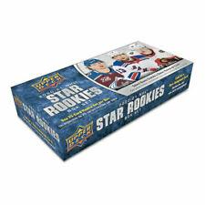 NHL 2020-21 Upper Deck Tarjeta De Novato Box Set Completo 25 caja de fábrica | 1