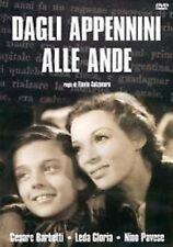 Dvd DAGLI APPENNINI ALLE ANDE (1943)   ** A&R Productions ** .....NUOVO