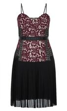 City Chic BNWT Ruby Red Dress Plus Size S RRP$149.95