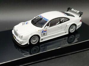 Autoart  Mercedes Benz CLK DTM 2000 #14 Pedro Lamy 1:43 Scale Diecast Model Mint