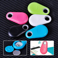 Smart Bluetooth Tracer Tracker Finder Pet Child Wallet Key GPS Locator Tag Alarm